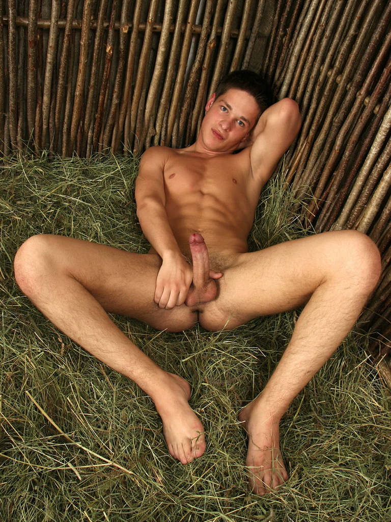 from Brayden farm gay cock